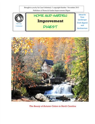 Home & Garden Improvement Digest Oct Nov 2013