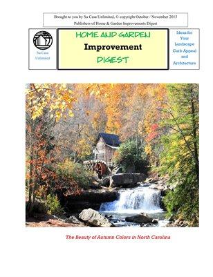 Home & Garden Improvement Digest Oct Nov 2013