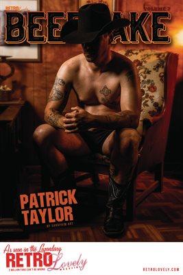 BEEFCAKE '21 Vol.2 – Patrick Taylor Cover Poster