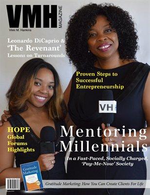 VMH Magazine - February 2016