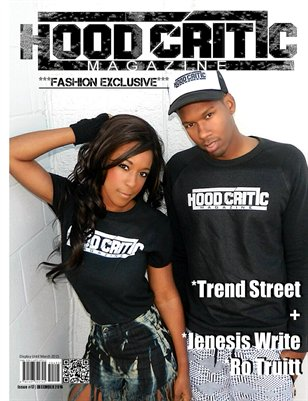 Hood Critic Magazine - Issue #17