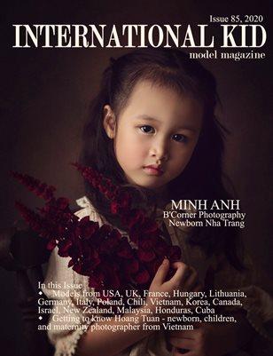 International Kid Model Magazine Issue #85