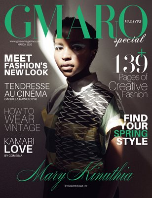 GMARO Magazine March 2020 Issue #26