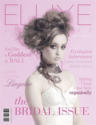 Eluxe Magazine: The Bridal Issue