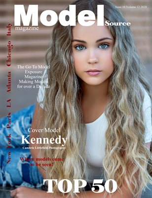 Model Source Magazine Issue 10 Volume 12 2020 July Top 50