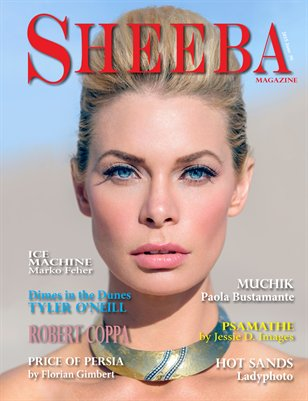 Sheeba Magazine 2015 June