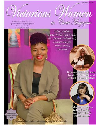Victorious Women in Christ Magazine