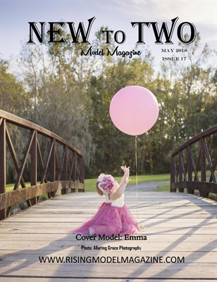 New To Two Model Magazine Issue #17