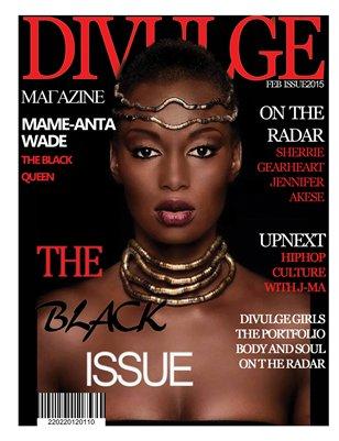 DiVulge Magazine issue 5 feb   2015