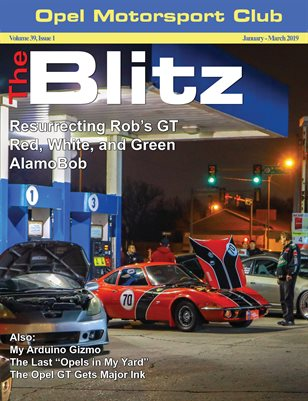 The Blitz, January-March 2019