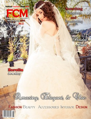 "Fashion Couture Magazine ""The Bridal Issue"" Vol.2, No.3"