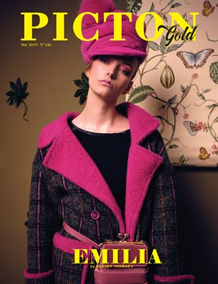 Picton Magazine November  2019 N346 GOLD Cover 3