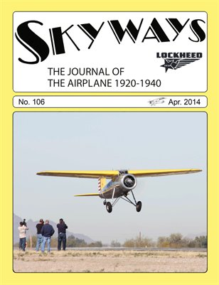 Skyways #106 - April 2014