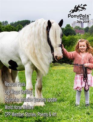 July 2019 Pony Pals Magazine - Vol.9#2