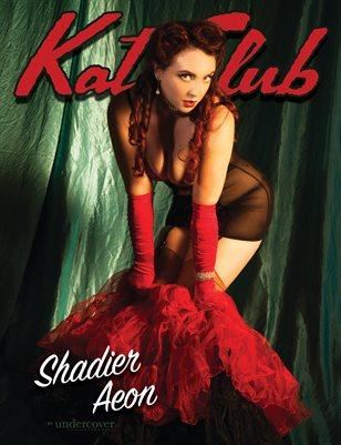 Kat Club No.12 – Shadier Aeon Cover