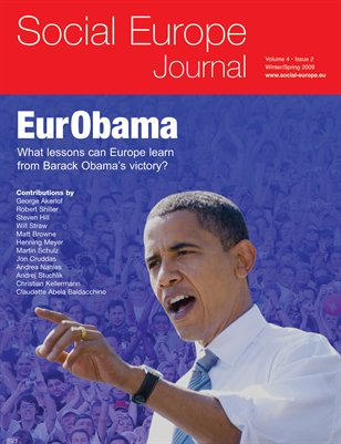 EurObama - What lessons can Europe learn from Barack Obama's victory?