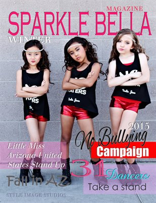 Sparkle Bella Magazine Winter Issue 2015