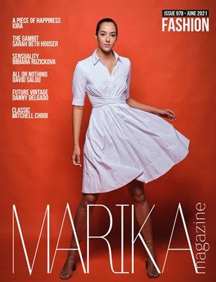 MARIKA MAGAZINE FASHION (ISSUE 978 - JUNE)