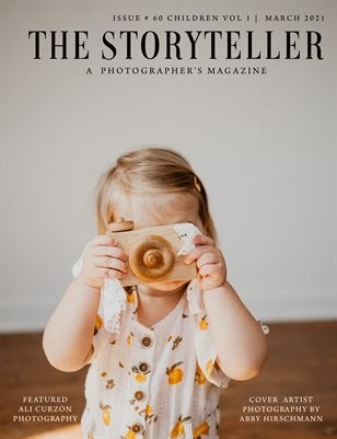 The Storyteller Magazine Issue # 60 CHILDREN VOL 1