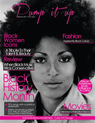 Black History Month | February Vol.4 #1