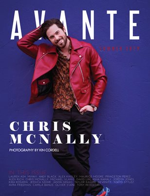 Chris McNally Summer Issue 2019