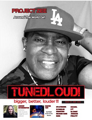 TunedLoud Magazine May 2020