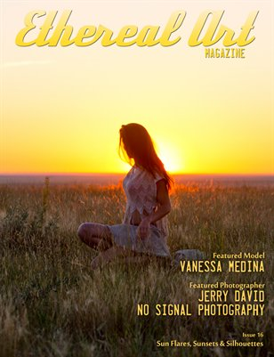 Issue 16 - Sun Flares, Sunsets and Silhouettes