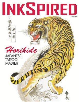 InkSpired Magazine Issue No. 35