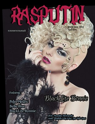 Rasputin Magazine Feature Issue Debut