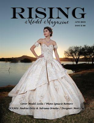 Rising Model Magazine Issue #90