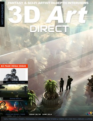 3D Art Direct Issue 38/39