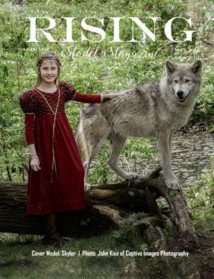 Rising Model Magazine Issue #16-Animals