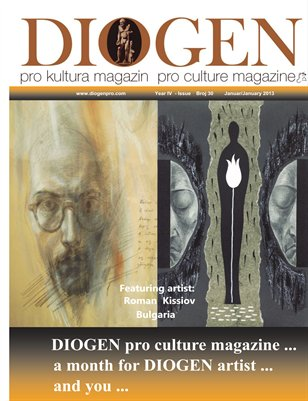 DIOGEN pro art magazine No 30 special January 2013