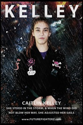 Caitlin Kelley Storm Poster