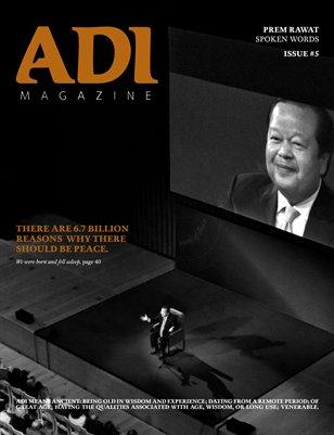 ADI Magazine #5