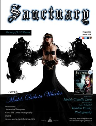 Sanctuary Magazine #21