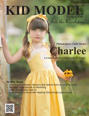 Kid Model magazine Issue 8 Volume 6 2018