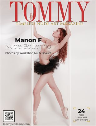 Manon F - Nude Ballerina