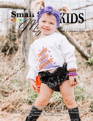 Small Shop Kids Magazine Issue 1