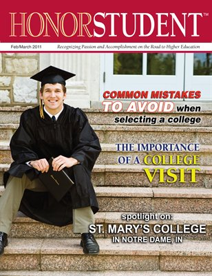 Honor Student Magazine: February/March 2011