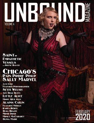 UNBOUND Magazine, Vol. 4