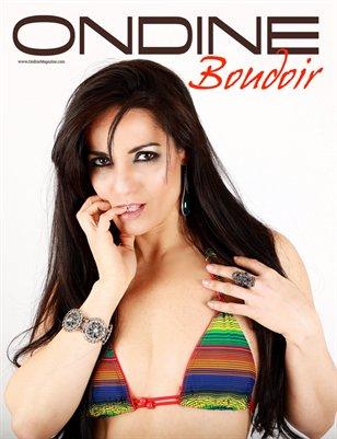 Ondine Magazine Boudoir March