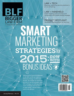 Smart SEO Strategies - Jan / Feb 2015
