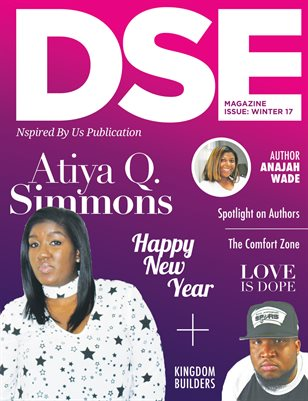 Determined II Succeed Everyday DSE Magazine Winter 2017