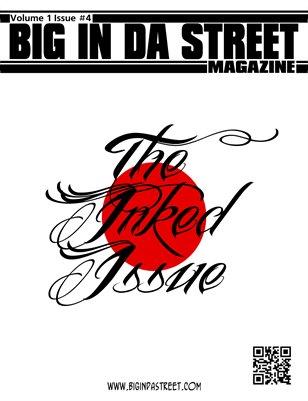BIG IN DA STREET MAGAZINE Issue #4