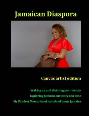 Jamaican Diaspora: Canvas Artist Edition