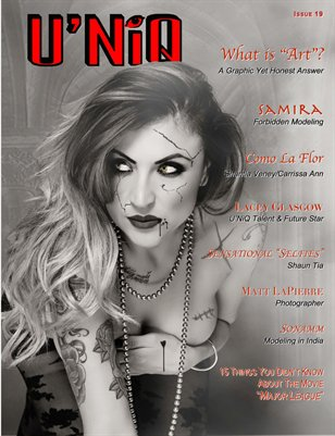 U'NiQ Magazine - Issue 19