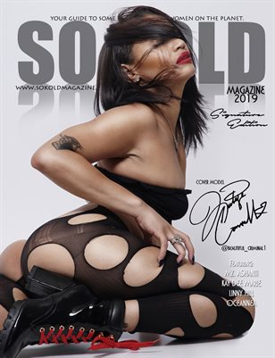 "SO KOLD MAGAZINE - ""SIGNATURE EDITION"" (JA TOYA)"