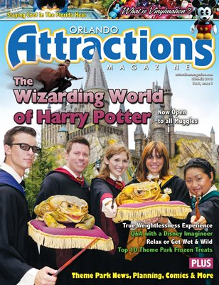 Orlando Attractions Magazine Summer 2010