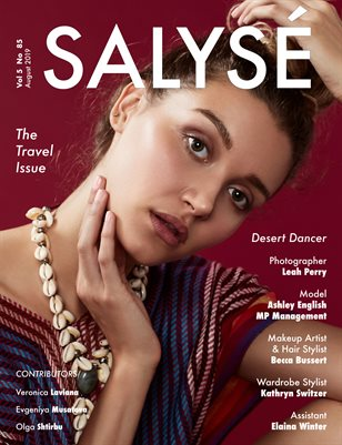 SALYSÉ Magazine | Vol 5 No 85 | AUGUST 2019 |